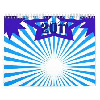 front copy calendar