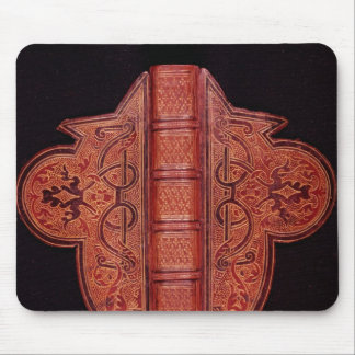 Front cover of a Book of Hours in Latin Mouse Pad