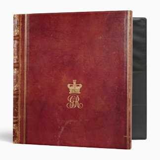 Front Cover of Johnson's Dictionary Binder