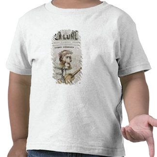 Front cover of 'La Lune' Shirts