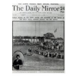 Front cover of 'The Daily Mirror' Postcard
