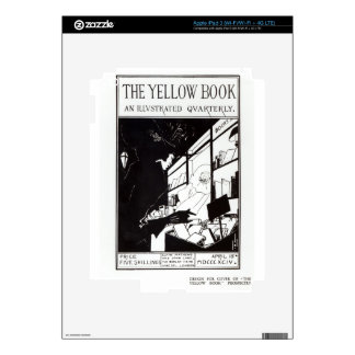 Front cover of the prospectus for 'The Yellow Book Skins For iPad 3