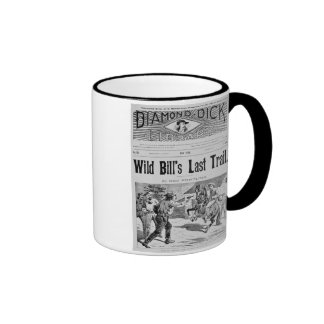 Front cover of 'Wild Bill's Last Trail', a Ned Bun Mugs