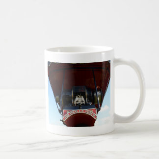 Front Detail Traction Engine Coffee Mug