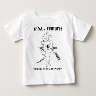 Front DSC Logo Baby T-Shirt