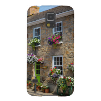Front entrance to Smugglers Bed and Breakfast Galaxy S5 Cover
