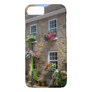 Front entrance to Smugglers Bed and Breakfast iPhone 7 Case