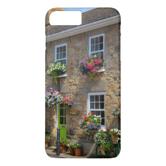 Front entrance to Smugglers Bed and Breakfast iPhone 7 Plus Case