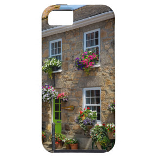 Front entrance to Smugglers Bed and Breakfast iPhone SE/5/5s Case