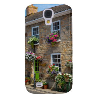 Front entrance to Smugglers Bed and Breakfast Samsung Galaxy S4 Case