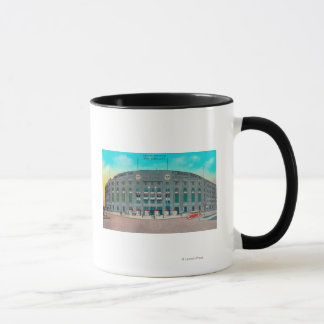 Front Entrance to Yankee Stadium View Mug