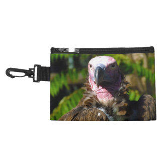 Front Facing Turkey Vulture Closeup Accessories Bags