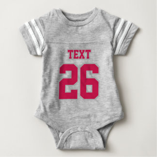 Front GRAY WHITE CRIMSON Crewneck Football Outfit T Shirt