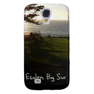 Front lawn at Esalen, Big Sur Samsung Galaxy S4 Case