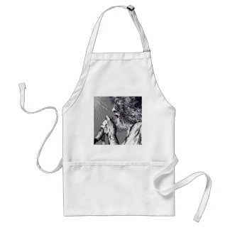 Front Man 15 Minutes In Adult Apron