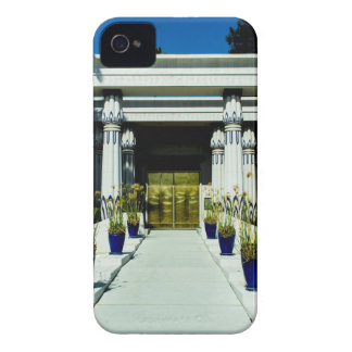 Front of San Jose Egyptian Museum_.jpg iPhone 4 Case