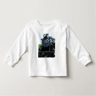 Front of Steam Locomotive Shirt