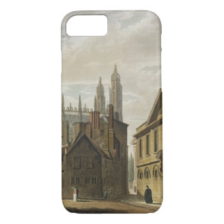 Front of Trinity Hall, Cambridge, from 'The Histor iPhone 8/7 Case