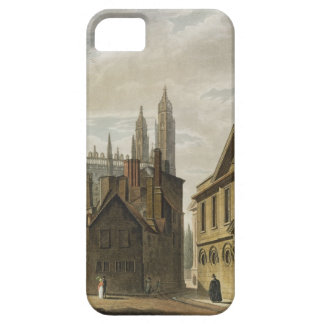 Front of Trinity Hall, Cambridge, from 'The Histor iPhone SE/5/5s Case