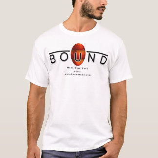 Front only design-great for ladies snug fit T-Shirt