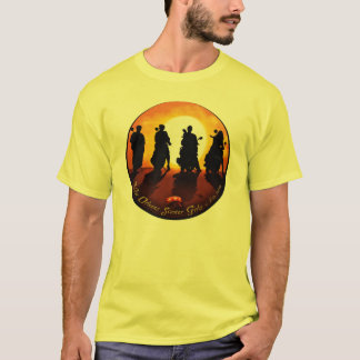 """(front only) NOSG """"Spaghetti Western"""" T-Shirt"""