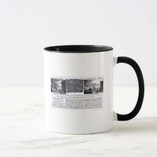 Front page of the 'National Co-operative Trades' Mug