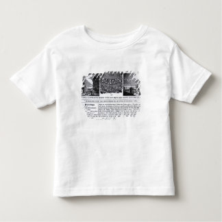 Front page of the 'National Co-operative Trades' Toddler T-shirt