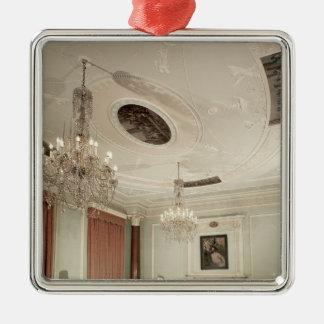 Front Parlour, 1775 Christmas Ornament