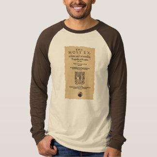 Front Piece to Romeo & Juliet Quarto (1599) T-shirt