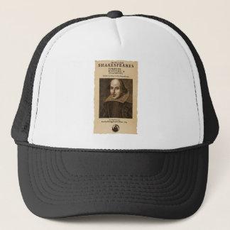 Front Piece to Shakespeare's First Folio Trucker Hat