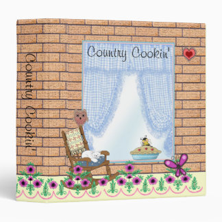 front porch cookbook binder