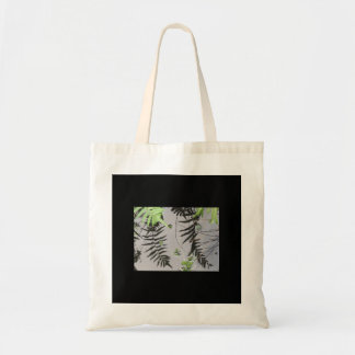 Front Reflections Canvas Bag