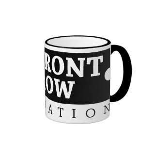 Front Row Foundation Coffee Mugs