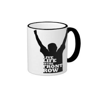 Front Row Foundation: Fan Ringer Mug