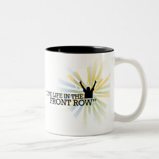 Front Row Foundation: Sunburst Two-Tone Coffee Mug