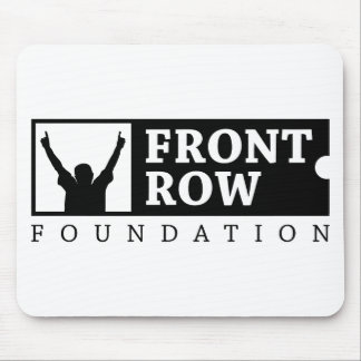 Front Row Foundation - Traditional Logo Mouse Mat