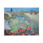 Front Row View to Coastal California Canvas Print