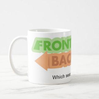 Front Seat / Back Seat mug