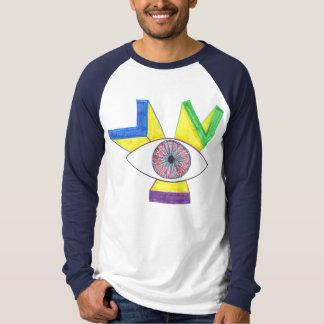 Front: Square-Compass-Navel Back: Illuminati T-Shirt