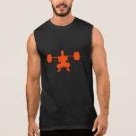 Front Squat - WeightLifting Sleeveless Shirts