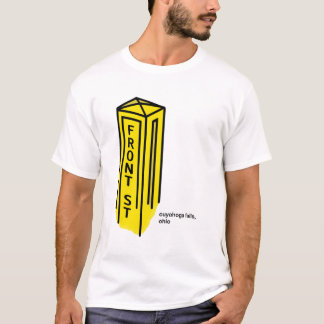 Front Street - Cuyahoga Falls, Ohio S/S T-Shirt
