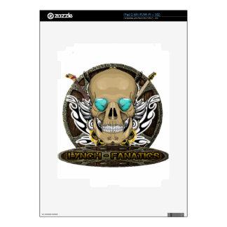front-top-logo.png calcomanía para el iPad 2