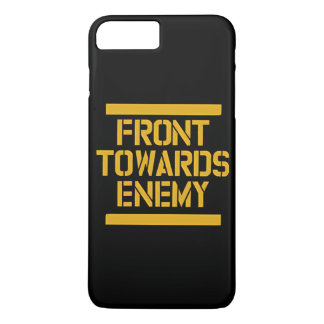 """Front Towards Enemy """"Barely There"""" Case"""