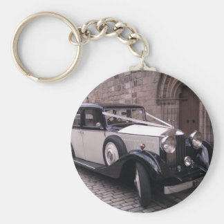 Front view of 1936 Rolls Royce 20 25 jpg Keychain
