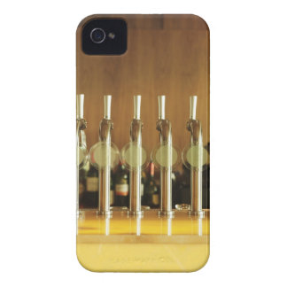 Front view of beer taps and counter Case-Mate iPhone 4 case