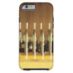 Front view of beer taps and counter iPhone 6 case