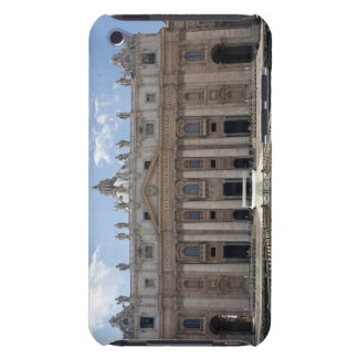 Front view of St. Peter's Basilica, Vatican. iPod Touch Case-Mate Case