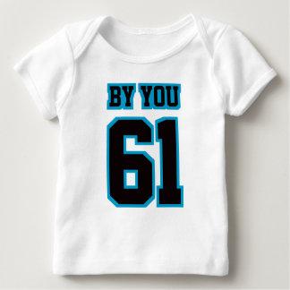 Front WHITE BLACK BLUE Lap Shirt Football Jersey