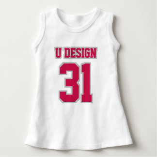 Front WHITE CRIMSON SILVER Dress Football Jersey