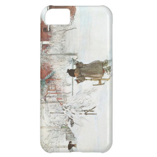 Front Yard and Wash House Carl Larsson Cover For iPhone 5C